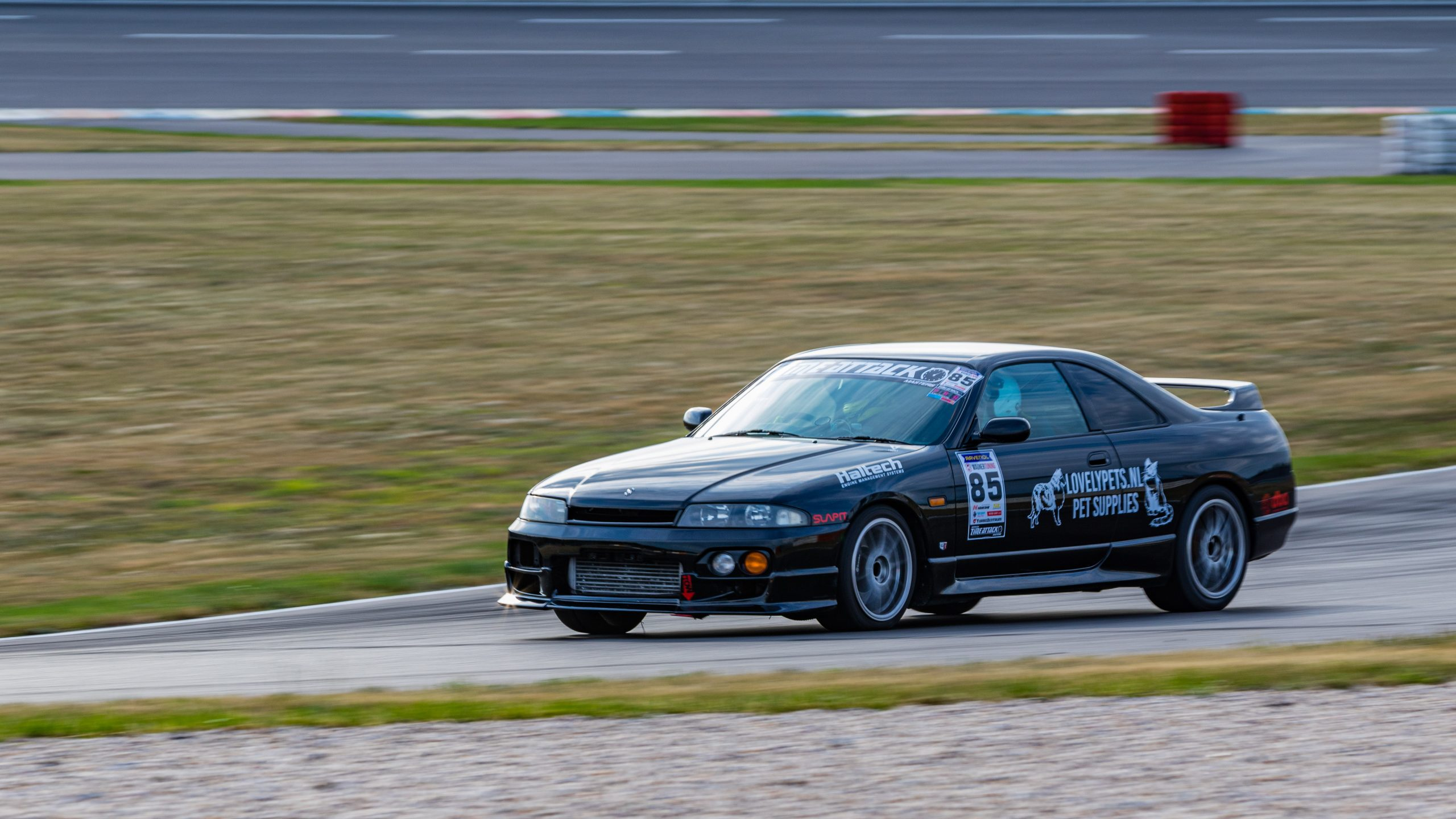 Torsij Motorsport at reisbrennen competing in the german time attack masters at the lauzitring