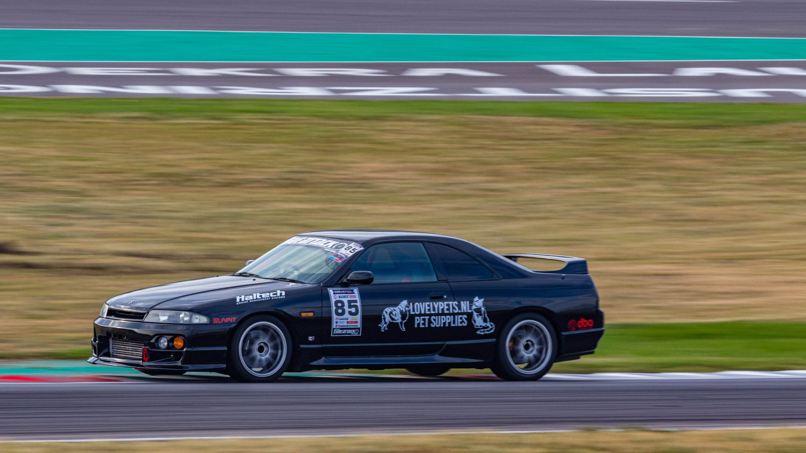 Torsij Motorsport at Eurospeedway Lauzit during Reisbrennen 2019